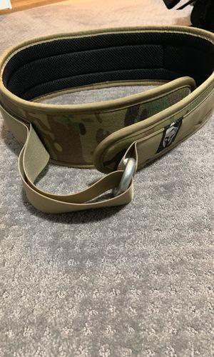 Multi Cam Weight Belt From Brute Force for Sale in Las Vegas, NV