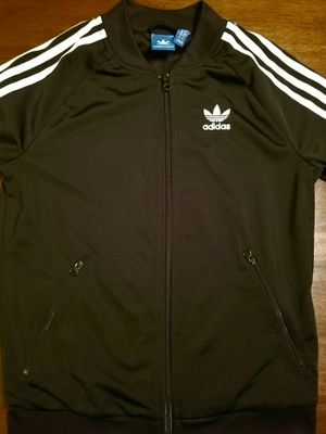 Adidas Supergirl Women's Track Jacket for Sale in Stockton, CA