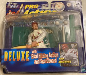 Mark McGwire Cardinals 1998 collectible toy for Sale in Hayward, CA