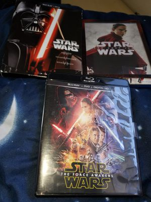 Star wars movies for Sale in Aurora, CO