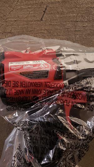 Milwaukee fuel hammer drill 2804-20 pro brand new for Sale in Redmond, WA