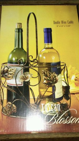 WINE CADDY for Sale in Manassas, VA