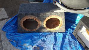"""8"""" speaker box for Sale in Lodi, CA"""