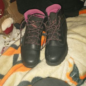 Steel Toe Boots Women's Size 8 for Sale in Oklahoma City, OK