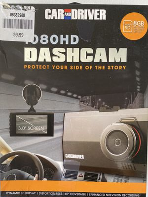 New dash cam old model / buy one get one free for Sale in Anaheim, CA