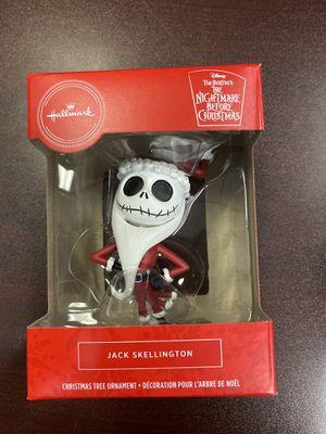 Jack Skellington hallmark ornament for Sale in Ontario, CA