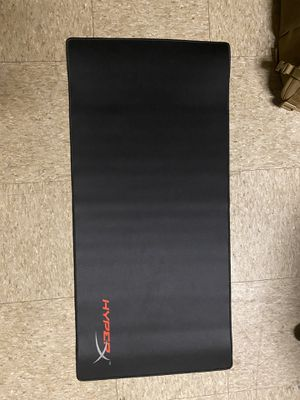 Hyper X Fury S Pro Gaming mouse pad for Sale in Tacoma, WA