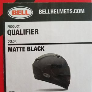 XS Bell Qualifier Helmet for Sale in Fresno, CA