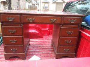 Small antiques desk $90 delivered for Sale in Norcross, GA