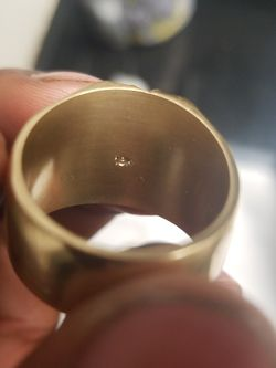 2 18k Yellow Gold Rings for Sale in College Park,  GA
