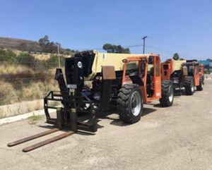 JLG Forklift 10k 2012 Fresh Paint! for Sale in San Diego, CA