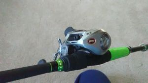 Lews rod 6ft 9in. C-section for Sale in Winston-Salem, NC