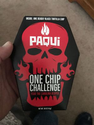 Paqui the one chip challenge for Sale in IL, US