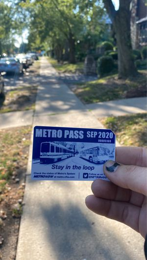Bus pass sep for Sale in Buffalo, NY