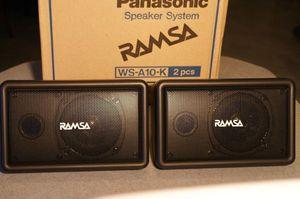 Ramsa pro audio speakers for Sale in Casa Grande, AZ