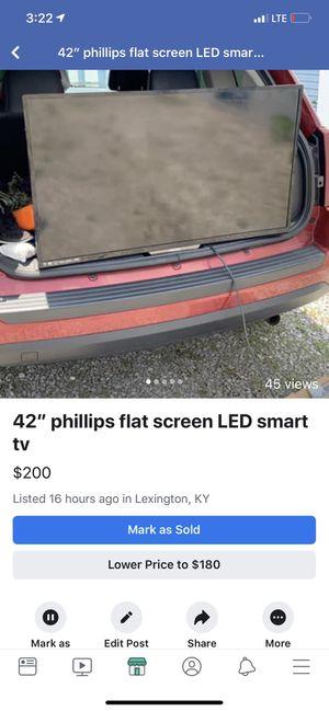 Flat screen TV! for Sale in Lexington, KY