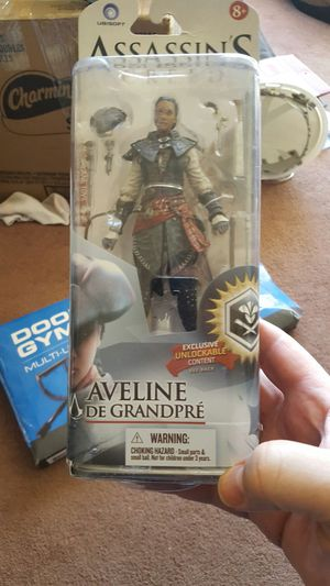Action figure from The Assassin's Creed video game for Sale in Homer Glen, IL