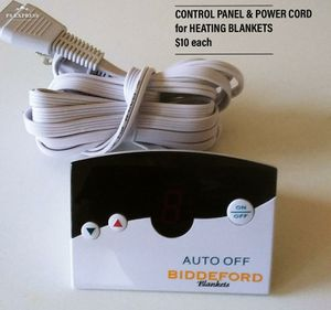 Electric heating blanket control and power strip for Sale in Stockton, CA