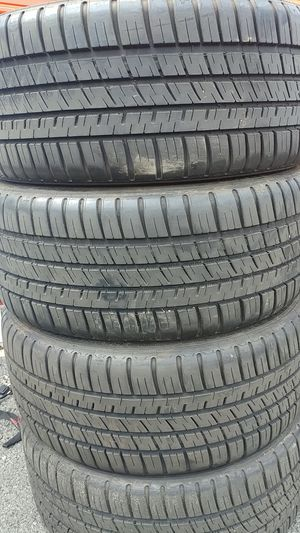 225 45 17 set of 4 used Michelin pilot sport A/S for Sale in Washington, DC