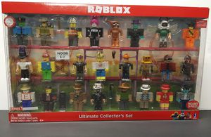 Roblox Ultimate Collector's Set 24 Action Figure Series 1 New In Box Sealed for Sale in Augusta, GA