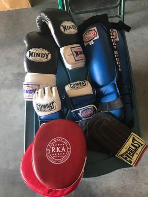 MMA gear - whole lot for sale for Sale in Las Vegas, NV