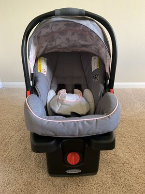 Graco car seat and base - in excellent condition for Sale in Fairfax, VA