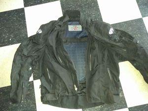 Joe rocket riding jacket medium for Sale in Worcester, MA
