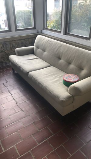 Beige Couch for Sale in New Rochelle, NY
