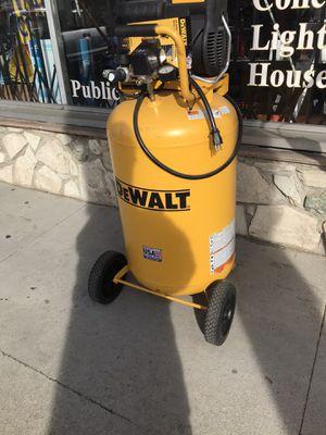 30 gallons compressor Dewalt $399 for Sale in Los Angeles, CA