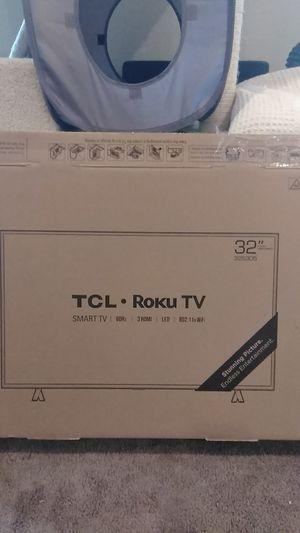 "32"" TCL • Roku TV for Sale in Virginia Beach, VA"