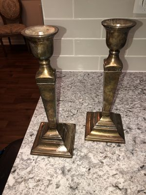 Candelabra set of two for Sale in Duluth, GA