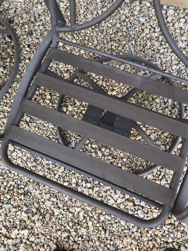 Paddy O Club Swivel Rocker Outdoor Chair Frames (2)