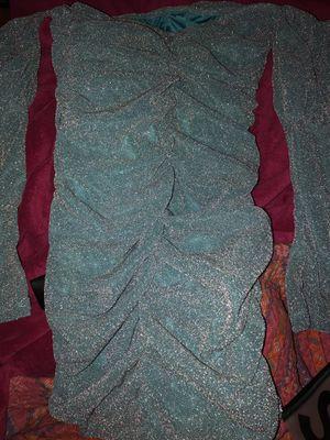 Glitter blue dress for Sale in Baton Rouge, LA