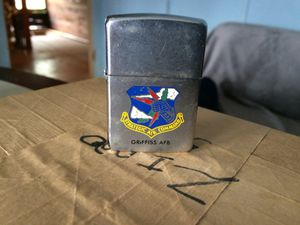 Zippo Lighter - Griffiss Air Force Base AFB - Strategic Air Cm for Sale in Rochester, NY