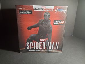 Marvel's Spider-Man Noir Marvel Video Game Gallery Statue for Sale in Corona, CA