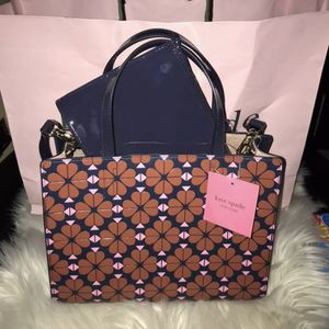NWT Kate Spade Satchel Purse for Sale in Pflugerville, TX