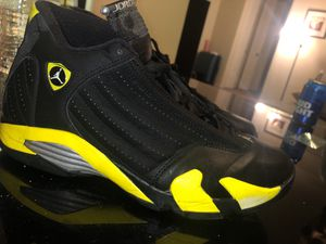 Air Jordan 14 Retro Thunder Mens for Sale in Alexandria, VA