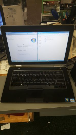 Dell laptop notebook computer intel i5 4gb ram 500gb hdd for Sale in Baltimore, MD