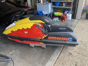 1990 Kawasaki 650 SR jet ski for Sale in Burnsville, MN