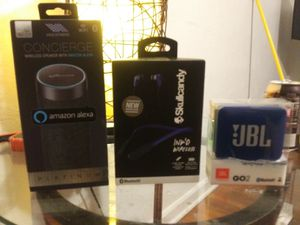 Bluetooth devices!!! for Sale in Tremont, IL