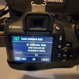Canon EOS Rebel T6 for Sale in Fort Lauderdale, FL