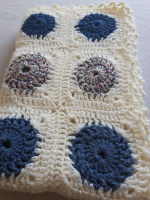 Handmade baby blanket for Sale in Concord, CA
