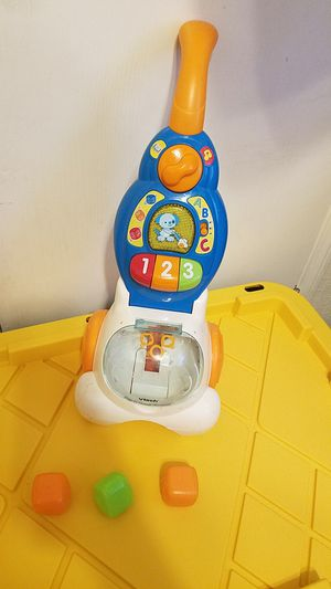 Kids toys vacuum for Sale in Anaheim, CA
