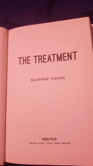 The Treatment/Hardback/Suzanne Young for Sale in Hopkinsville, KY