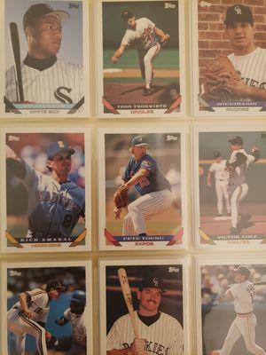 Baseball cards for Sale in Hemet, CA