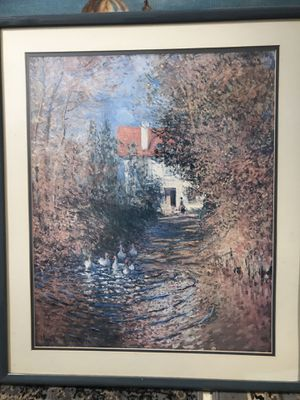 Painting of Cottage for Sale in Seattle, WA