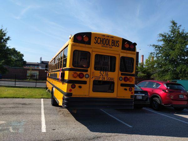 2004 school bus