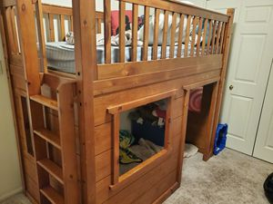 Kids play fort bed for Sale in Glendale, AZ