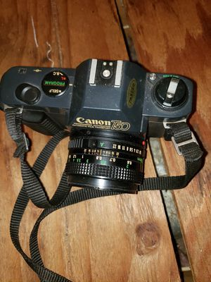 Canon T50 camera in gr8 shape for Sale in Middletown, NJ