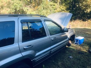 99-04 Jeep Grand Cherokee Limited- parts-First post for Sale in Kannapolis, NC